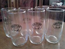 Servito bicchieri da birra Splugen x6 da 20cl-Beer glasses-Verres à bière
