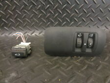 2006 RENAULT MEGANE 2.0 VVT 2DR CONVERTIBLE HEADLIGHT ADJUST & ROOF SWITCHES