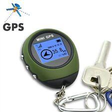 Portable Mini Handheld Keychain Design GPS Tracker Tracking Device New
