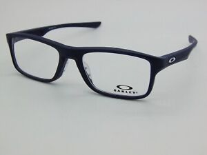 OAKLEY PLANK 2.0 OX8081-0353 Soft Touch Universal Blue 53mm Rx Eyeglasses