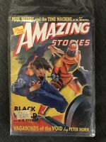 Amazing Stories Pulp Fiction 1940 Peter Horn Vagabonds In The Void