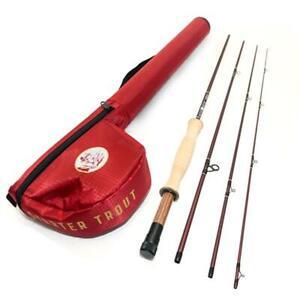 Fly Rod Leland Sonoma Starter 580-4 fly fishing rod (8' 5wt - 4 piece) Fly rod