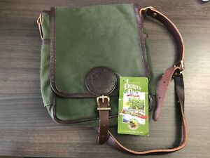 Duluth Pack Mini Haversack Army Green (Made in the USA)