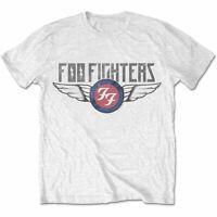 Foo Fighters Flash Ali Ufficiale Merce T-Shirt M/L/XL Nuovo