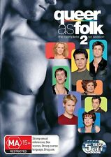 Queer as Folk (US - Season 2) DVD - of gay , lesbian & queer interest