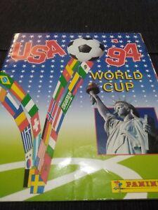 Album Mundial USA 1994 Panini
