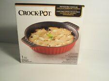 New listing Crock Pot Non-Stick Stoneware Casserole Dish