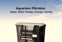 New Design External Aquarium Fiter with Surface Skimmer Fish Tank