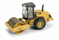 1/87 Scale Caterpillar CS-56 Vibratory Soil Compactor 55246 Road Roller Truck