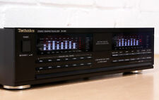 Technics SH-E65 graphic equaliser and spectrum analyser 7 band EQ JAPAN