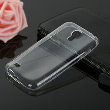Ultra Thin Clear soft Gel Case Cover guard For Samsung galaxy s4 mini durable