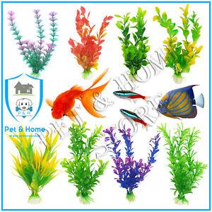 20cm Fish Tank Fake Plastic Grass Accessories Decor Plant for Fish Tank Aquarium