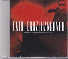 Taio Cruz-Hangover promo cd maxi single 3 tracks