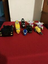Power Rangers Megaforce Gosei Great Megazord Zord Parts Lot