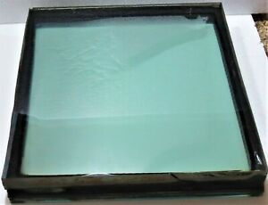 """Bullet Resistant Security Glass 12"""" x 12"""" x 2"""" Home Business 8 Layer Count. 2nds"""