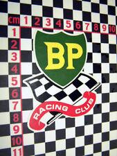 Racing Club Petrol Sticker for British Classic Car - Austin Morris Riley MG Ford