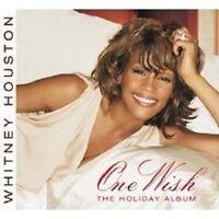 "WHITNEY HOUSTON ""ONE WISH - THE HOLIDAY ALBUM"" CD NEU"