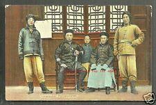 Tsingtau Qingdao Police Office Uniform Sword China 1910