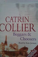 Beggars and Choosers by Catrin Collier: Unabridged Cassette Audiobook (G2)