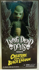 "LIVING DEAD DOLLS - Creature From The Black Lagoon 10"" Action Figure (Mezco)"