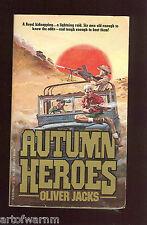 AUTUMN HEROES - raid to rescue princess in desert - Oliver Jacks  1st  US SB