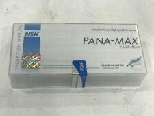 PANA MAX Dental NSK PA-S M4 NEW LABORATORY HANDPIECE Opened Container T114010