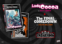 COMBO FREAK VIDEO: LADY COCOA + THE FINAL COMEDOWN (2 DVD) Audio ENG / Sub ITA