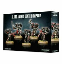 Games Workshop W40k Blood Angels Death Company Warhammer