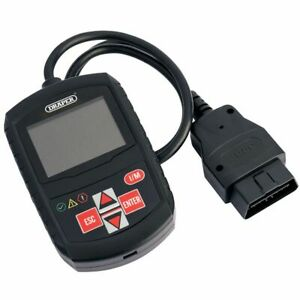 Draper Automotive Fault Code Reader
