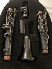Bb Clarinet Leblanc Backing Bliss Wood Black Nickel Keys with Backpack Case