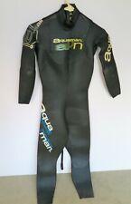 Vintage Aquaman triathlon wetsuit wet suit, size Ladies Small