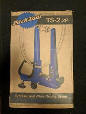 Park Tool Bicycle TS-2.2P Professional Wheel Truing Stand - Blue