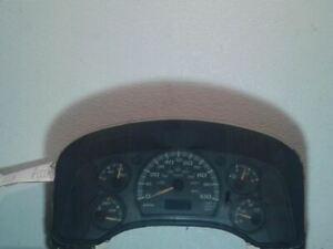 Speedometer Instrument Cluster 2003 CHEVY EXPRESS 1500 VAN 264K 25759043