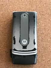 Motorola W377 - Silver (Locked to Virgin Mobile network) Grade D
