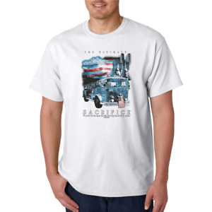 The Ultimate Sacrifice Firefighter Christian HoneVille Youth T-shirt
