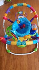 Baby Einstein Musical Motion Activiy Jumper,Blue  Local Pickup