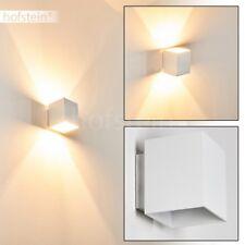 Applique murale Design Lampe de bureau Lampe de corridor Métal blanc Spot mural