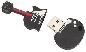 Guitar 8gb USB / Zip Drive / Flash Drive / Pen Drive / Novelty Thumb Drive