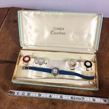 Vintage Timex Ladies Womens Wrist Watch 50's 60's Mid Century Retro Atomic