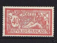 "FRANCE 1900 STAMP TIMBRE  YVERT ET TELLIER N° 119 "" MERSON 40c ""  NEUF xx LUXE"
