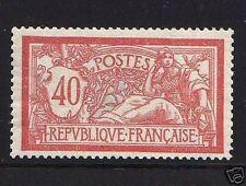 """FRANCE STAMP TIMBRE YVERT ET TELLIER N° 119 """" MERSON 40c 1900 """"  NEUF xx TTB V74"""