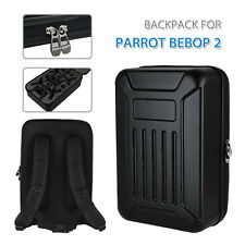 Hard Shell Case Backpack Carrying Bag for Parrot Bebop 2 Helicopter Waterproof
