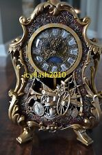 Disney Cogsworth Limited Edition Clock - Beauty and the Beast - Live Action Film