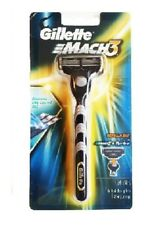 Gillette Mach3 Razor Blade Handle + Eyebrow Trimmer