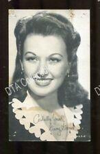 GINNY SIMMS-ARCADE CARD-1950 G