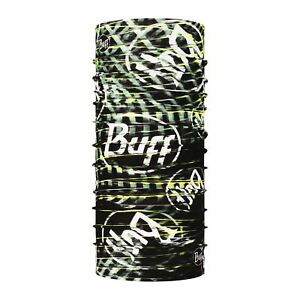 Buff Ulnar Black [CoolNet UV+] Outdoor Headwear Neck Tube Face Protection