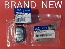 NEW OEM 2018 Hyundai TUCSON Smart Key 4B Hatch FOB FCC TQ8-FOB-4F11(434MHz)