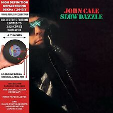 Slow Dazzle [Slipcase] by John Cale (CD, Jan-2013, Culture Factory) NEW!