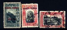 BULGARIA - 1913 - Fine della guerra dei Balcani