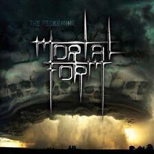 Mortal Form - The Reckoning CD 2013 thrash Netherlands My Kingdom Music